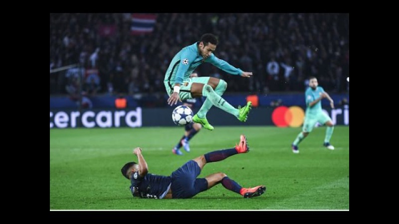 Neymar Jr - Humiliating Everyone 2017