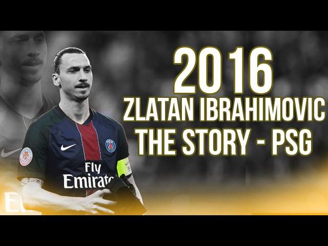 Zlatan Ibrahimovic - The Story - PSG