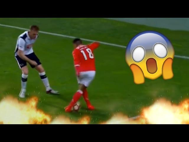 Most Humiliating Football Skills 2017