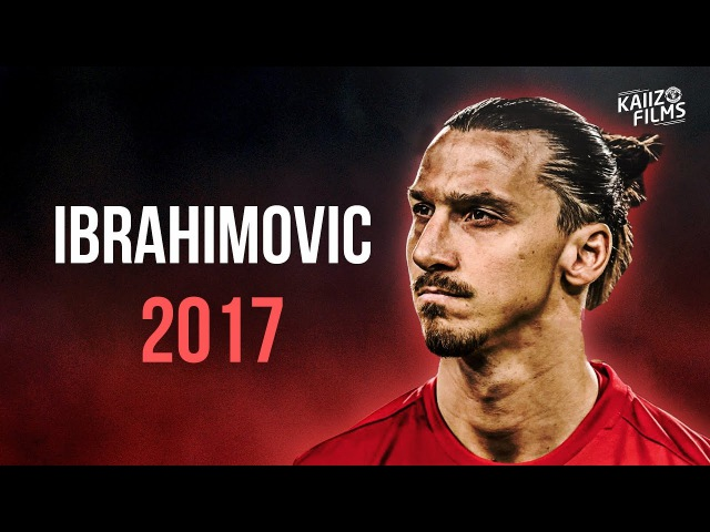 Zlatan Ibrahimovic - Get Well Soon - Manchester United - Best Goals, Skills, Passes - 2017