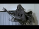 How To Make A Dementor DIY Wraith Harry Potter Party Idea