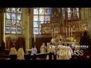 Торжественная месса с архиепископом Гвидо Поццо