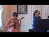 Richard Wagner - Album leaf by Evgenia Petrova and Alina Medvedeva