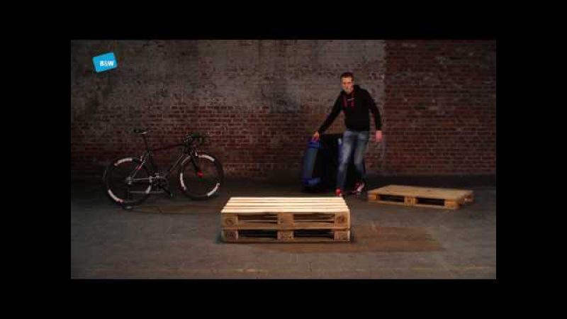 Bike box II - PACKING THE BIKE - BW bike.cases bags