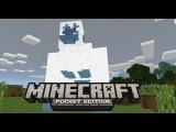 Minecraft PE 1.0.0  Обзор мода Giant Yety Addon