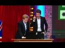 СБУшник после пьянки Мамахохотала-шоу НЛО-TV