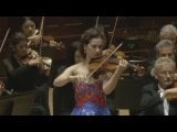 Hilary Hahn performs Beethoven Violin Concerto - 1st Cadenza
