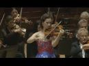 Hilary Hahn performs Beethoven Violin Concerto - 1st Cadenza