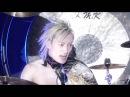 Wagakki Band Kurona Wasabi join drum