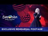 Norma John - Blackbird (Finland) EXCLUSIVE Rehearsal footage