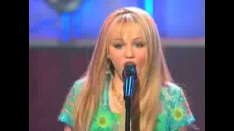 Hannah Montana - Just Like You