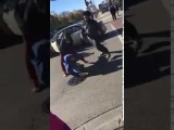 "BLACK MOB VICIOUSLY BEATS WHITE TRUMP VOTER - ""You voted Trump? You gonna pay for that shit!"""