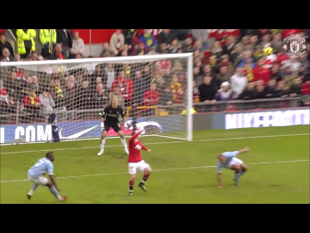 Wayne Rooney - Overhead kick against Manchester City