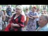 Цыганочка и песни под гармонь в исполнении сестер Папиных город Липецк