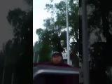 Гомофобы издеваются над трансом (Киргизия)