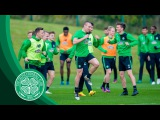 Celtic FC - Bhoys in high spirits ahead of Glasgow Derby semi-final