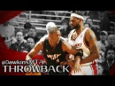 Dwyane Wade vs LeBron James UNREAL Duel 2006.04.01 - Wade With 44, 9 Ast, LBJ With 47-12-9!