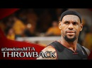 LeBron James Full Highlights in 2012 ECSF Game 6 at Pacers - 28 Pts, 7 Ast, 10 Pts in 4th!
