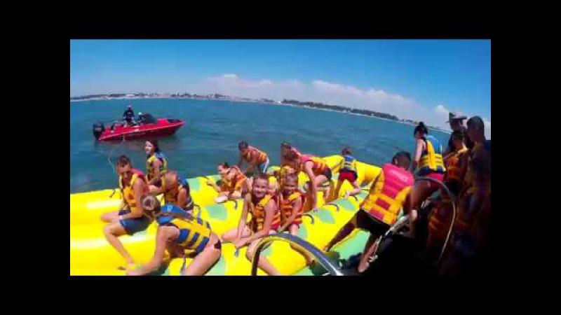 Железный Порт Банан Остров Развлечений 2017