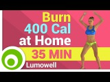 400 Calorie Workout at Home - Full Body