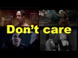 Don't care (примеры из фильмов) Фразы на английском языке
