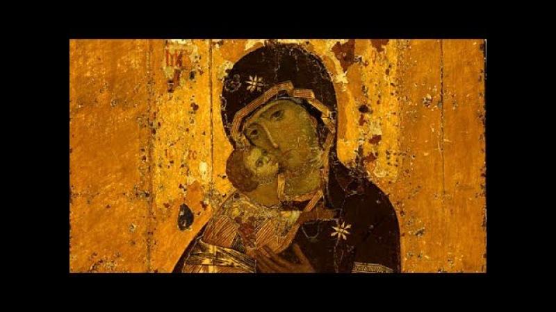 Владимирская икона Божией Матери Защитница земли Русской