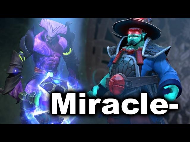 Miracle- Void vs CWM G Storm - 9k MMR EU DOTA 2