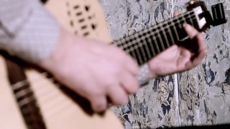 ИСПАНСКАЯ ГИТАРА ФЛАМЕНКО КЛАССИЧЕСКАЯ ВИРТУОЗ Анатолий Зеленков Spanish Guitar