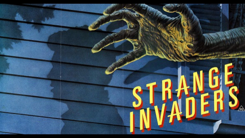 Странные захватчики /Странные пришельцы / Strange Invaders 1983.