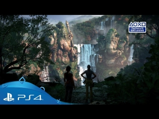 UNCHARTED: The Lost Legacy – E3 2017
