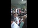 свадьба Вероники и Ильи Аргентовских ансамбль скрипачей церкви ЕХБ г.Прохладный отрывок из