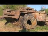 Со дна реки Дон достали американский танк