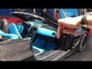 Гелик G 63, удлиненный на 75 см! Карбоновый SLR, TESLA, Mercedes-AMG GT S, Mc