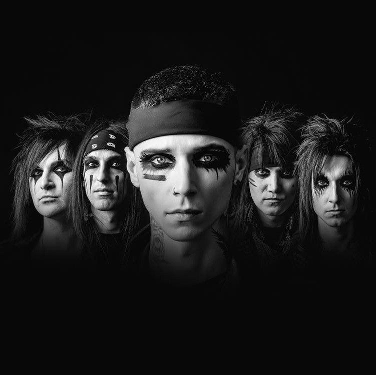 Black Veil Brides - The Outsider [single] (2016)