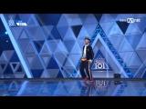 [PERF.] 170414 Hong Eun Ki (GON Ent.) – EP.2 Produce 101 @ Mnet Official