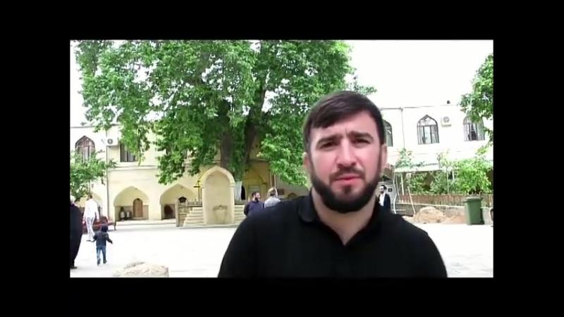 Хан-Магомедов и Исаев поздравили с наступлением Рамадана