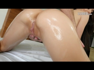 Lana rhoads - lubed by the pool (23.09.2016)[new video,oil,blowjob,480p]