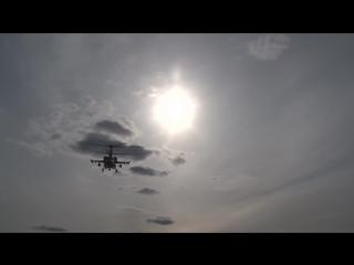 Прохождение стажировки курсантами Сызранского высшего военного авиационного училища летчиков