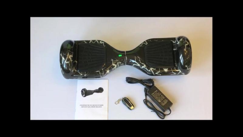 Обзор Гироскутера Smart Balance Wheel 6,5
