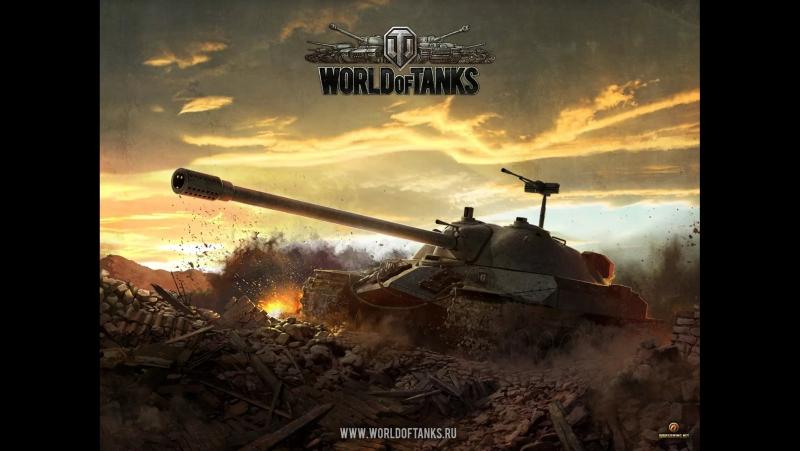 World of Tanks - i5 3350GTX 650 Ti