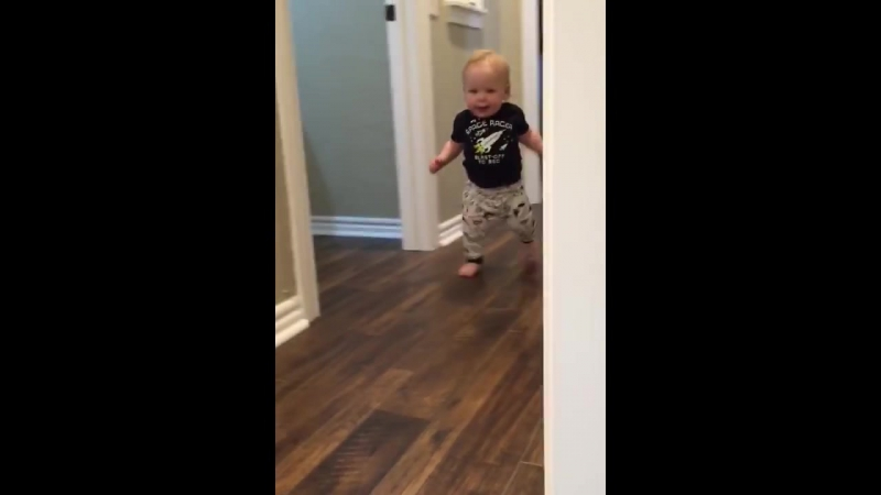Baby Pranked by Grandpa