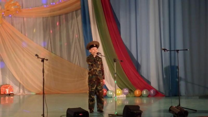 Дымбрылов Андрей