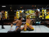22. Kassius Ohno and Leo Kruger Vs. Alex Riley and Derrick Bateman NXT 10.01.13