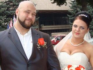 Фото засветов на свадьбе 80