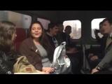 ✩ Группа крови Бесплатный проезд флешмоб в Улан-Удэ Виктор Цой Кино
