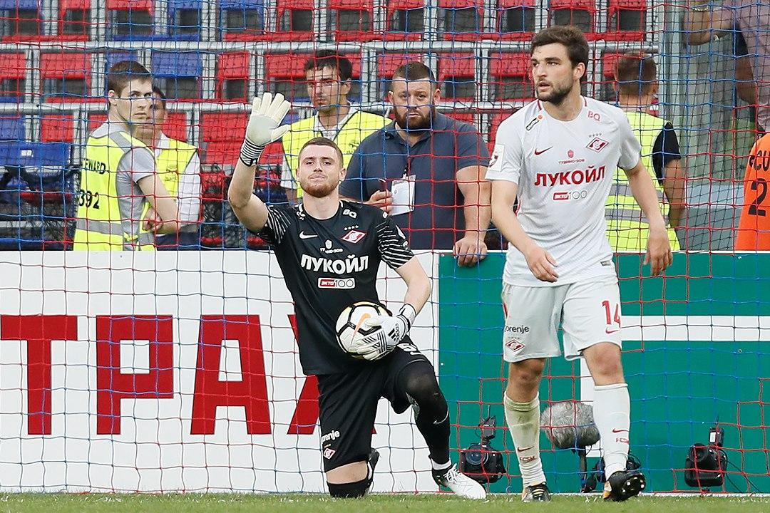 Александр Селихов: Есть претензии к себе за второй гол