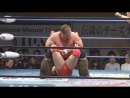 Joe Doering vs. Naoya Nomura AJPW - Yokohama Twilight Blues Vol.5