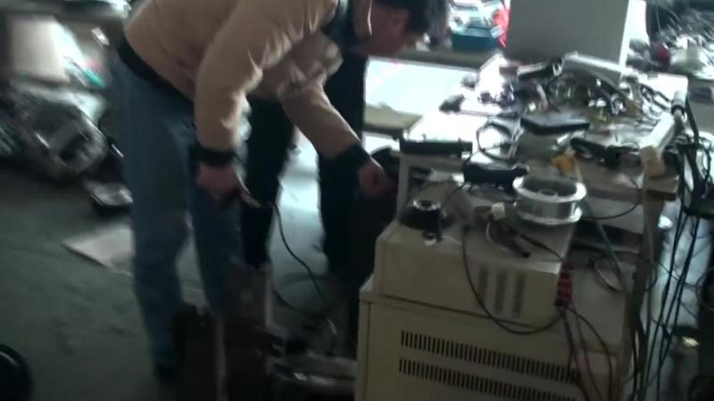 Как собрать мотор-колесоКитайсий завод по производству Мотор-колёс Ebikemoto 1
