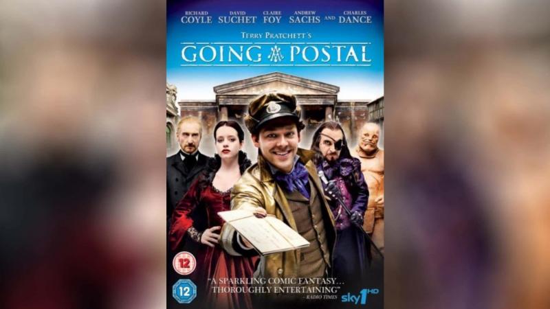 Опочтарение (2010) | Going Postal