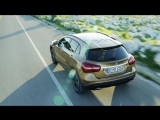 The new GLA׃ Fitness programme for compact SUV – Trailer – Mercedes-Benz original